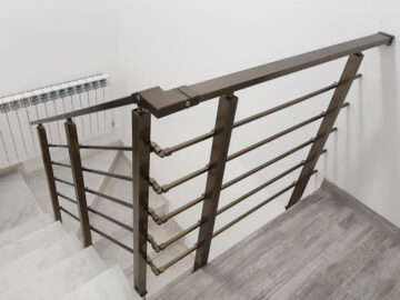 Balustrada aluminiu GlassProtect